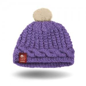 bonnet-violet