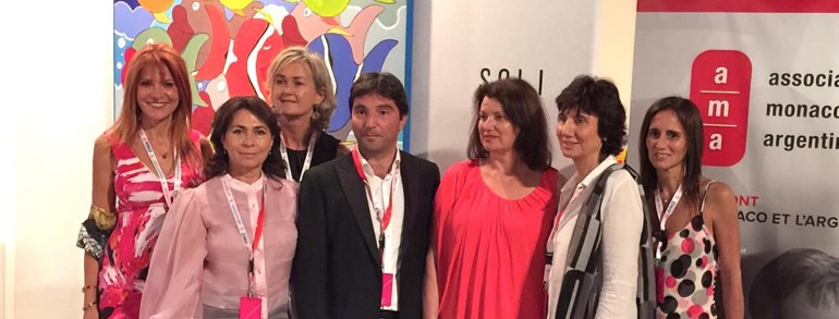 ART SOLIDARITY live in ART MONACO '15